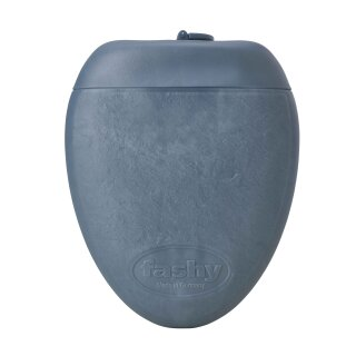 fashy Wärmflasche Smart Bottle stone Edition, 1,8 ltr.