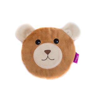 Habibi Plush Premium Wärmekissen Bär, Größe ca.15cm