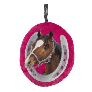 fashy Wärmekissen Rapssamen Pferdefreunde, pink