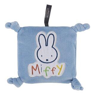 fashy Kinder Wärmekissen Miffy blau mit Rapssamen