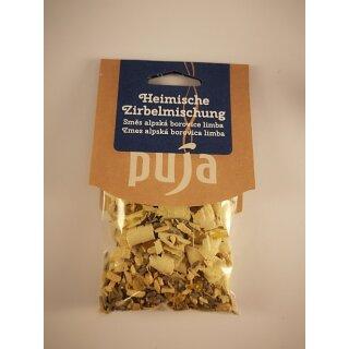 puja Räuchermischung Heimische Zirbelmischung, 15 g