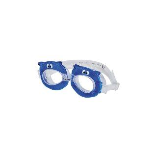 fashy Schwimmbrille Kids Ocean,blau