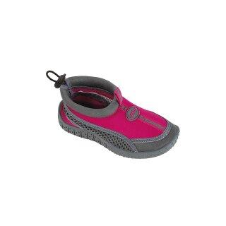 fashy Kinder Aqua Schuh/Badeschuh Guamo, pink